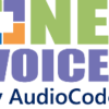 AudioCodes One Voice for Lync Logo